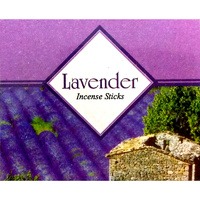 Kamini Cones LAVENDER BOX of 12 Packets