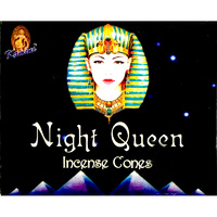 Kamini Cones NIGHT QUEEN BOX of 12 Packets