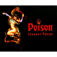 Kamini Cones POISON BOX of 12 Packets