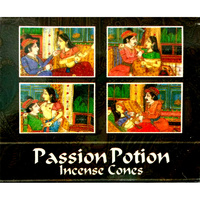 Kamini Cones PASSION POTION BOX of 12 Packets