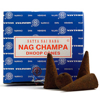 Satya Cones NAG CHAMPA Single Packet