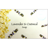 Anokha Herbals Soap LAVENDER OATMEAL BOX of 12