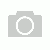 Ceramic OIL BURNER WHITE w BLACK BOWL