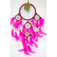 Dream Catcher PINK PINK Small
