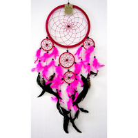 Dream Catcher PINK PINK Large