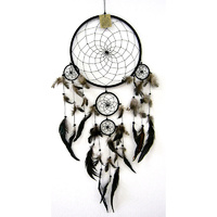 Dream Catcher BLACK BLACK X Large