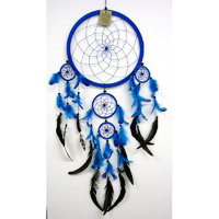 Dream Catcher BLUE BLUE X Large