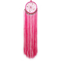 Dream Catcher STRING PINK Small 12cm