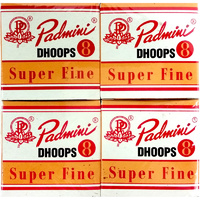 Padmini Dhoop Sticks Super Fine BOX of 12 Packets