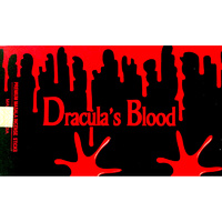 Ppure DRACULA'S BLOOD 15g BOX of 12 Packets