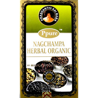 Ppure HERBAL ORGANIC 15g BOX of 12 Packets