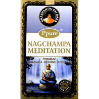 Ppure MEDITATION 15g BOX of 12 Packets