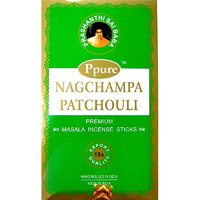 Ppure PATCHOULI 15g BOX of 12 Packets