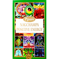Ppure POSITIVE ENERGY 15g BOX of 12 Packets