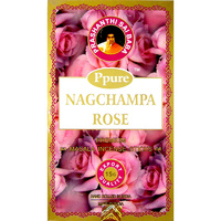 Ppure ROSE 15g BOX of 12 Packets
