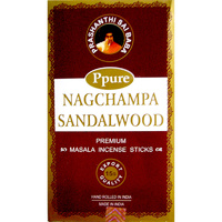 Ppure SANDALWOOD 15g BOX of 12 Packets
