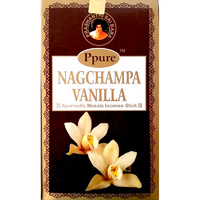 Ppure VANILLA 15g BOX of 12 Packets