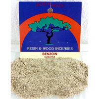 Resins Benzoin Sumatra Powder 30g Packet