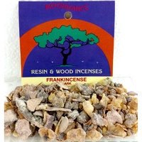 Resins Frankincense Dark Granules 30g Packet