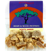 Resins Honey Amber Granules 5g Packet