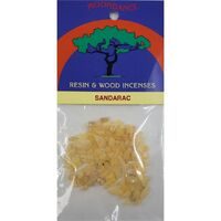 Resins Sandarac Granules 5g Packet