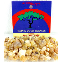 Resins Sacred Frankincense Granules 30g Packet