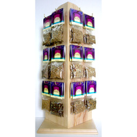 Ritual Incense Mix DISPLAY STAND with 36 Packets