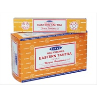 Satya EASTERN TANTRA 15g Box of 12 Packets