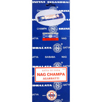 Satya NAG CHAMPA 10g Single Packet