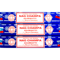 Satya NAG CHAMPA 15g Single Packet