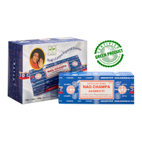 Satya NAG CHAMPA 250g BOX of 4 Packets
