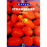 Satya STRAWBERRY 20g Single Packet