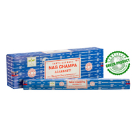 Satya Garden NAG CHAMPA BOX of 6 packets