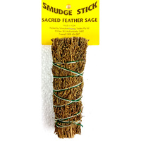 Smudge Stick SACRED FEATHER SAGE