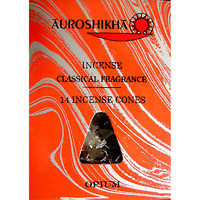 Auroshikha Cones OPIUM Single Packet