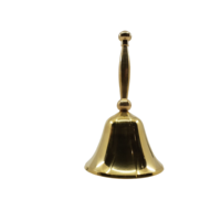 Brass ALTER BELL Plain Large