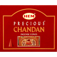 HEM Cones PRECIOUS CHANDAN Single Packet