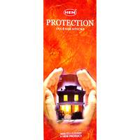 HEM Incense Square PROTECTION 8 stick BOX of 25 Packets