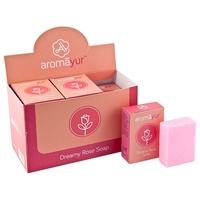 HEM Soap DREAMY ROSE 75g BOX of 12 ( $1.20/pkt)