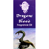 Kamini Burner Oil DRAGONS BLOOD 10ml single bottle