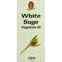 Kamini Burner Oil WHITE SAGE 10ml single bottle