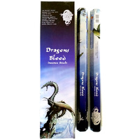 Kamini Incense Garden DRAGONS BLOOD 60g BOX of 6 Packets