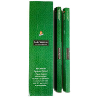 Kamini Incense Garden PATCHOULI 60g BOX of 6 Packets