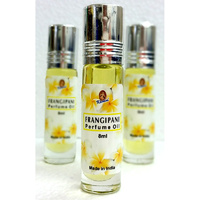 Kamini Perfume Oil FRANGIPANI 8ml Single Bottle