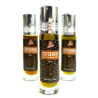 Kamini Perfume Oil MUSK 8ml BOX of 6 Bottles