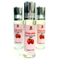 Kamini Perfume Oil STRAWBERRY BOX of 6 Bottles