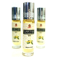 Kamini Perfume Oil YLANG YLANG BOX of 6 Bottles