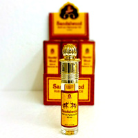 Kamini Premium Perfume Oil 8.5ml SANDALWOOD Single Bottle