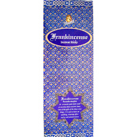 Kamini Incense Square FRANKINCENSE 8 stick BOX of 25 Packets
