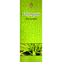 Kamini Incense Square LEMONGRASS 8 stick BOX of 25 Packets